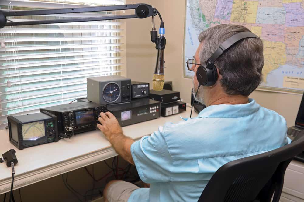 Ham Radio Operator Radio Contesting Amateur Radio Contest